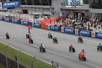 GP Malaysia, Rugi di F1 dan Untung Besar di MotoGP