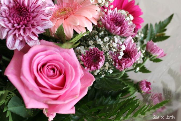 Ramos flores frescas