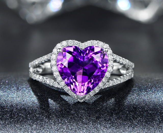 https://www.bbbgem.com/heart-cut-engagement-ring-amethyst-ring-heart-amethyst-split-shank-ring-halo-engagement-ring-split-band-engagement-ring-love-ring/