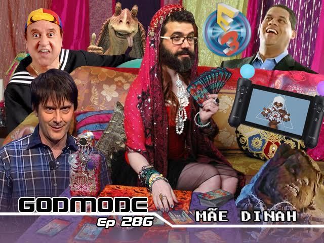 GODMODE 286 - MÃE DINAH