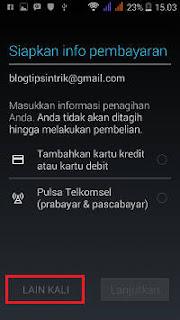 Cara Membuat Akun Email Gmail Baru di HP Android Plus Gambar