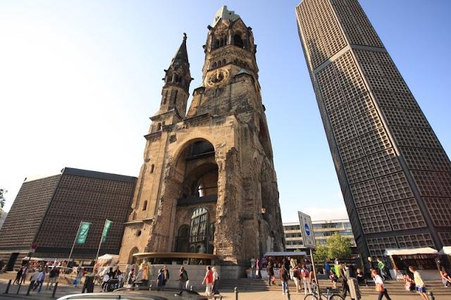 Igreja e Memorial do Kaiser Wilhelm