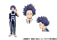 ชินโซ ฮิโตชิ (Shinso Hitoshi) @ My Hero Academia: Boku no Hero Academia มายฮีโร่ อคาเดเมีย