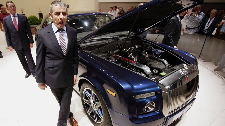 Automotive Weekly The V16 Rolls Royce That Never Was
