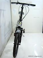 2 Sepeda Lipat FOLD-X  TOKYO  Dual Suspension 20 Inci