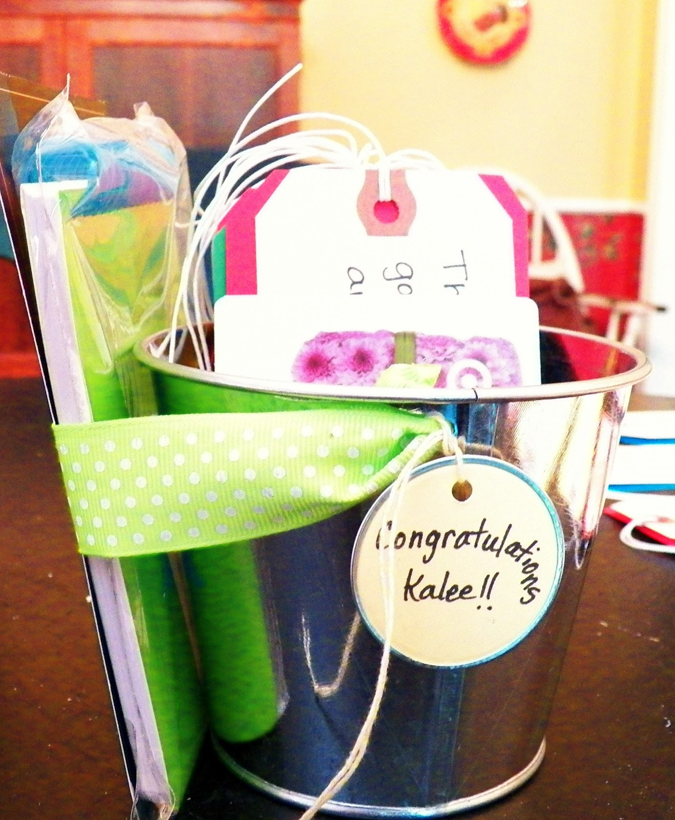 Graduation Idea Scripture Tags