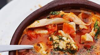 Smoked Fish Soup