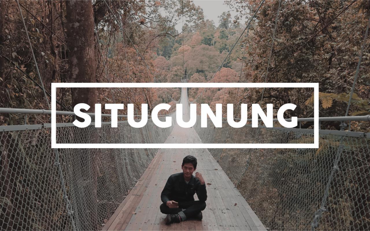 Info Lengkap Wisata Situ Gunung Sukabumi Dan 5 Destinasi