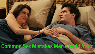 common sex mistakes men should avoid