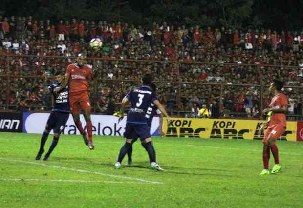 PSM Makasar, Arema FC