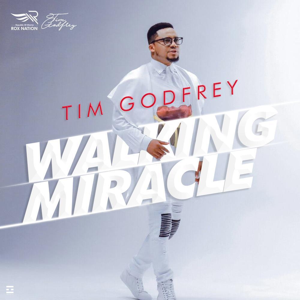 Walking miracle by Tim Godfrey