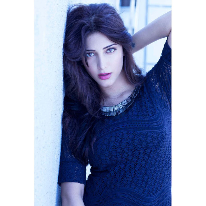 Sruthi hassan latest stills photoshoot stills