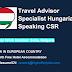 Travel Advisor Specialist - Hungarian Speaking CSR- Bulgaria «Airlines»