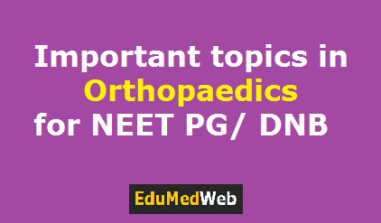 important-topics-ortho-neet