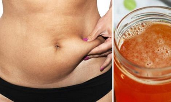 This Mixture Melts The Fat In The Abdomen In Only 4 Nights