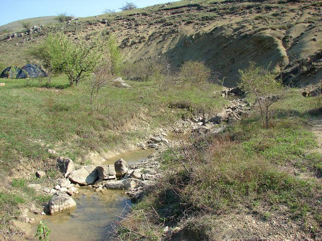 Каньон Байсу: Верховья каньона
