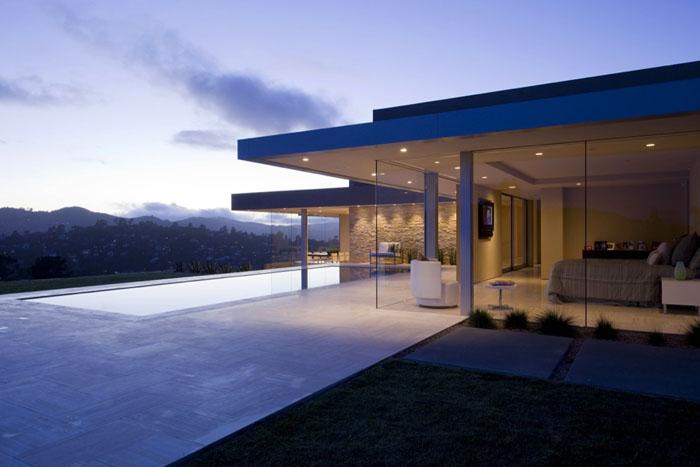 Casa moderna en la bahia de california minimalistas 2015 for Casa minimalista 300m2