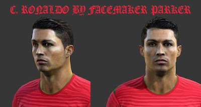 PES 2013 Mini Facepack by Nadir FaceMaker