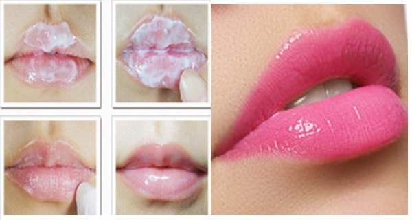 beautiful pink lips, how to get naturally pink lips, tip and desi totkey for pink lips