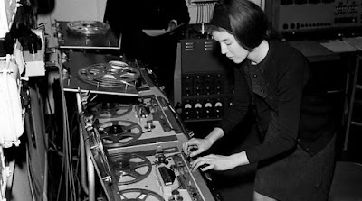 Delia Derbyshire - Electronic Ladies - Women in Electronic Music