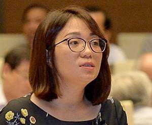 ĐBQH Phạm Thị Minh Hiền