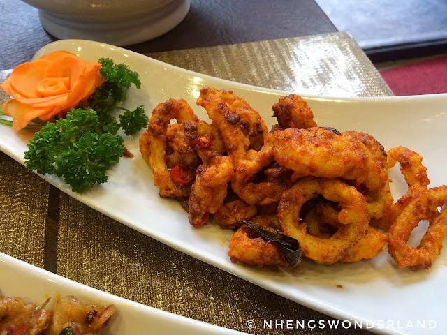 Templo - Salted Egg Squid