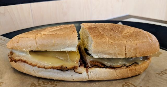 review arbys miami cuban sandwich brand eating