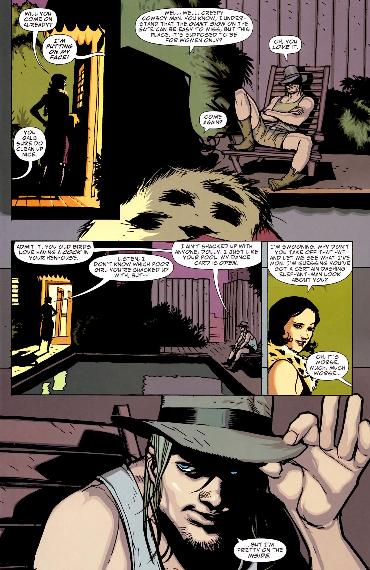 Read online American Vampire comic -  Issue #1 - 13