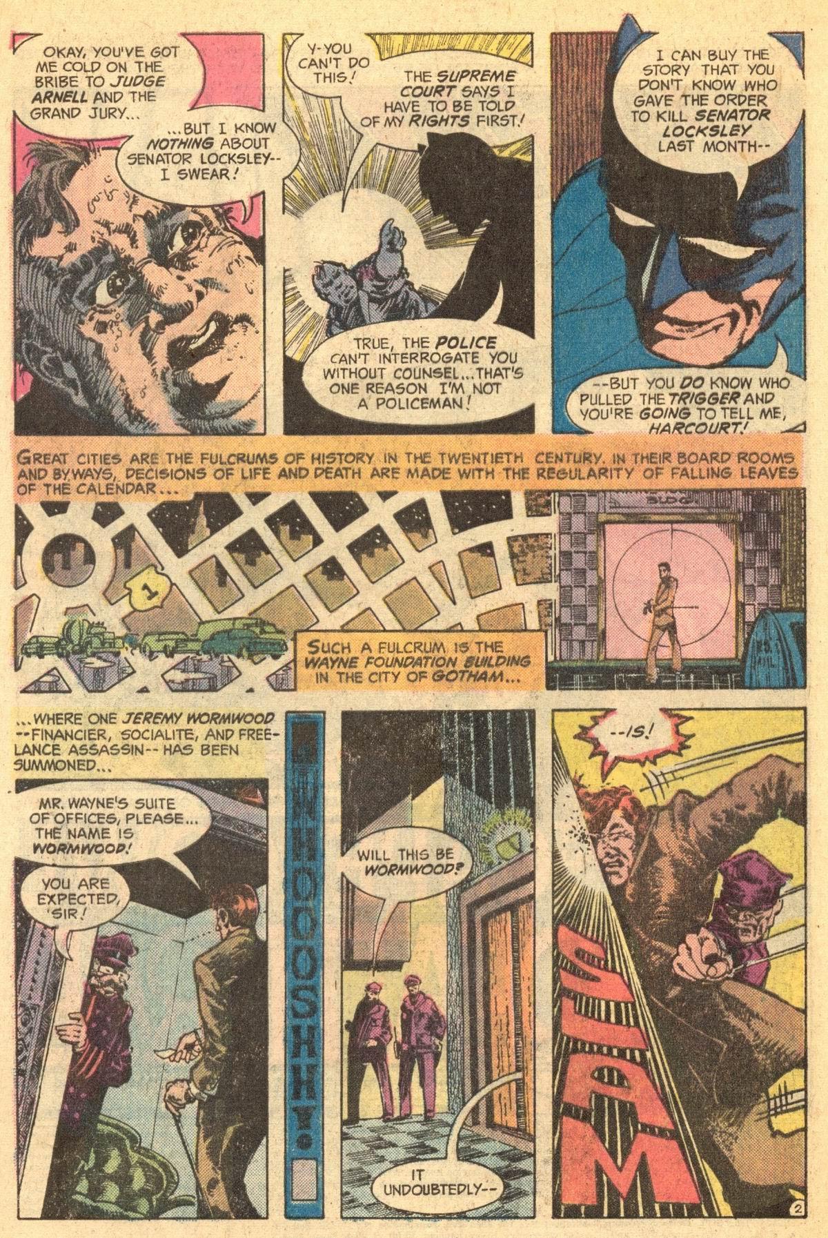 Detective Comics (1937) 450 Page 3
