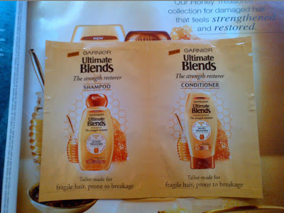 Garnier Ultimate Blends Honey Treasures
