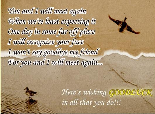 ISLAM & FINANCE FROM MY PERSPECTIVE: PERSONAL FAREWELL