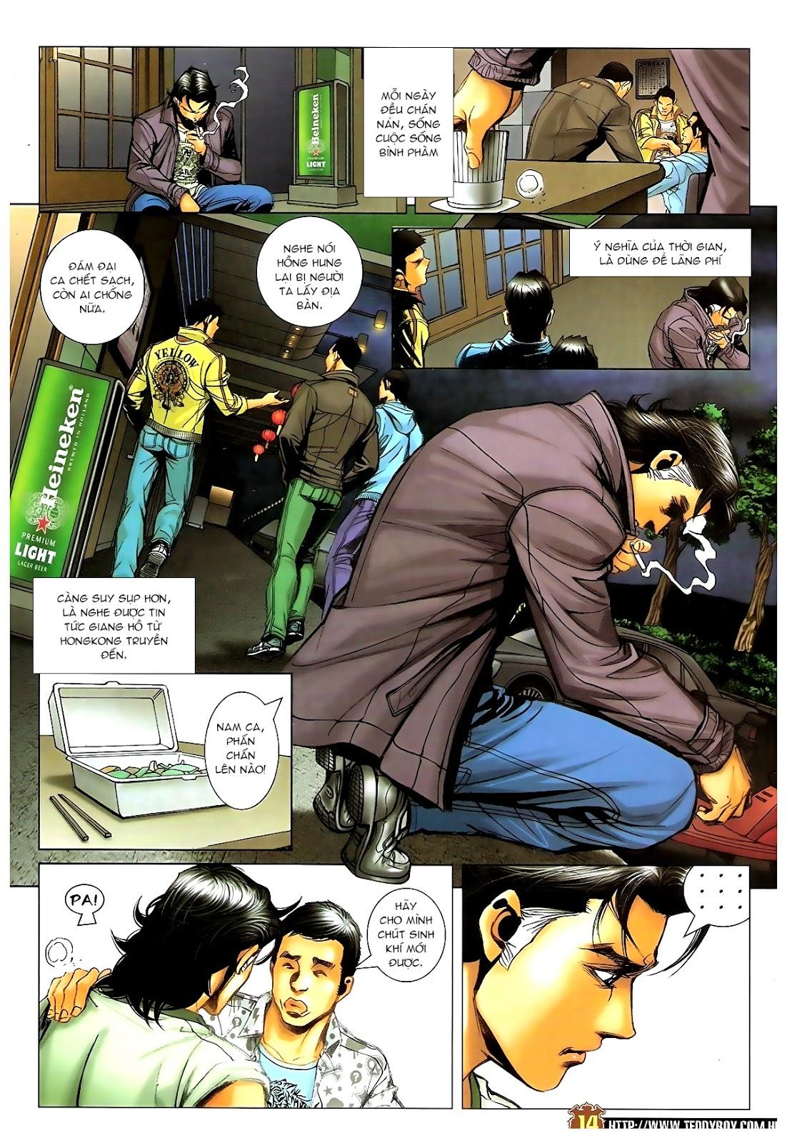 Người Trong Giang Hồ - Chapter 1391: Truyền kỳ nửa đời sau - Pic 12