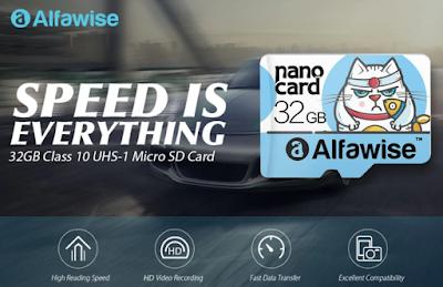 High Speed High Capacity Micro SD Card