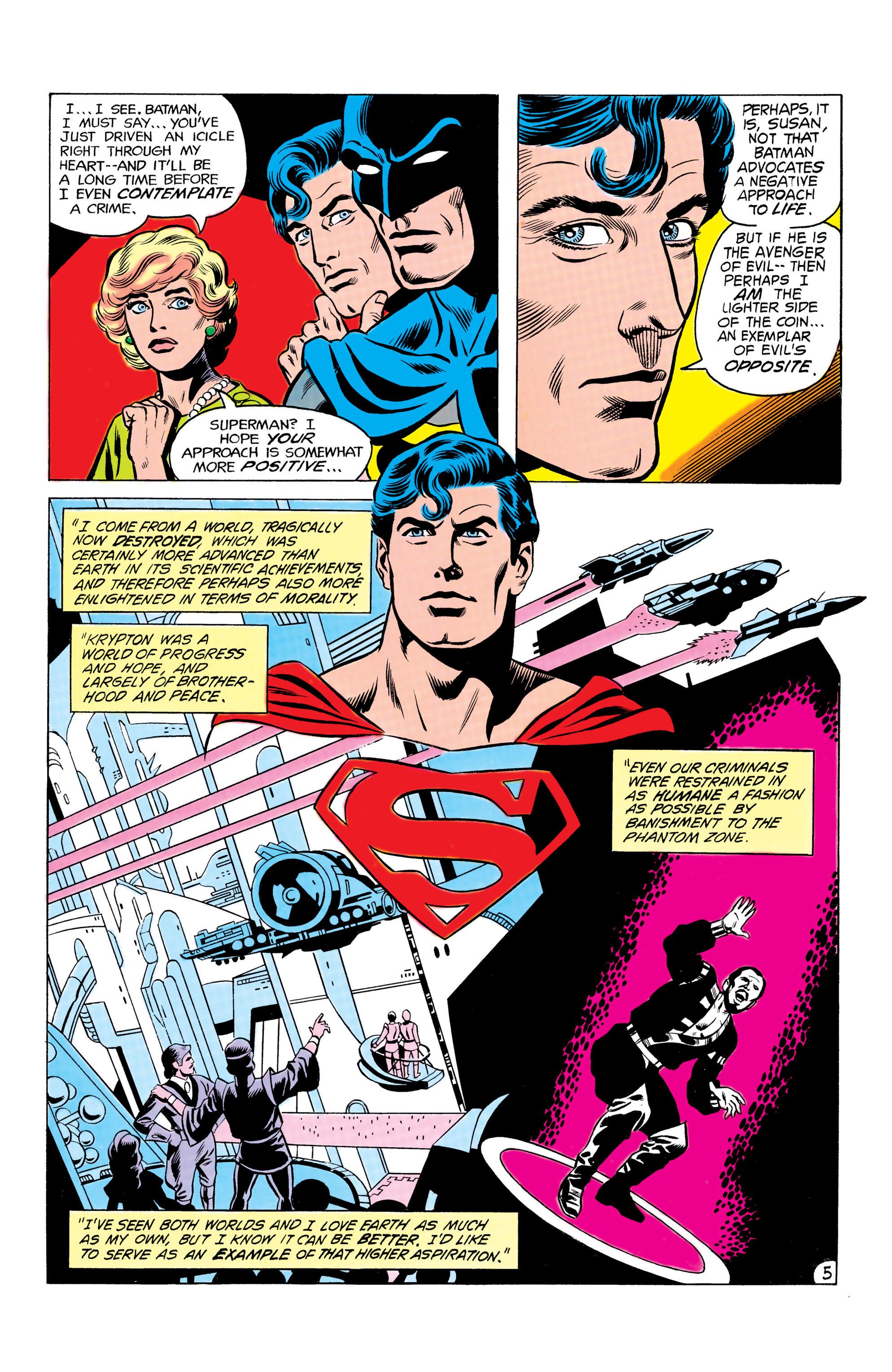 Read online World's Finest Comics comic -  Issue #292 - 6