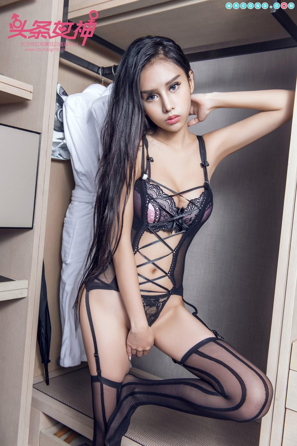 Image TouTiao-2017-12-05-Chen-Di-Ya-MrCong.com-018 in post TouTiao 2017-12-05: Người mẫu Chen Di Ya (陈迪垭) (35 ảnh)