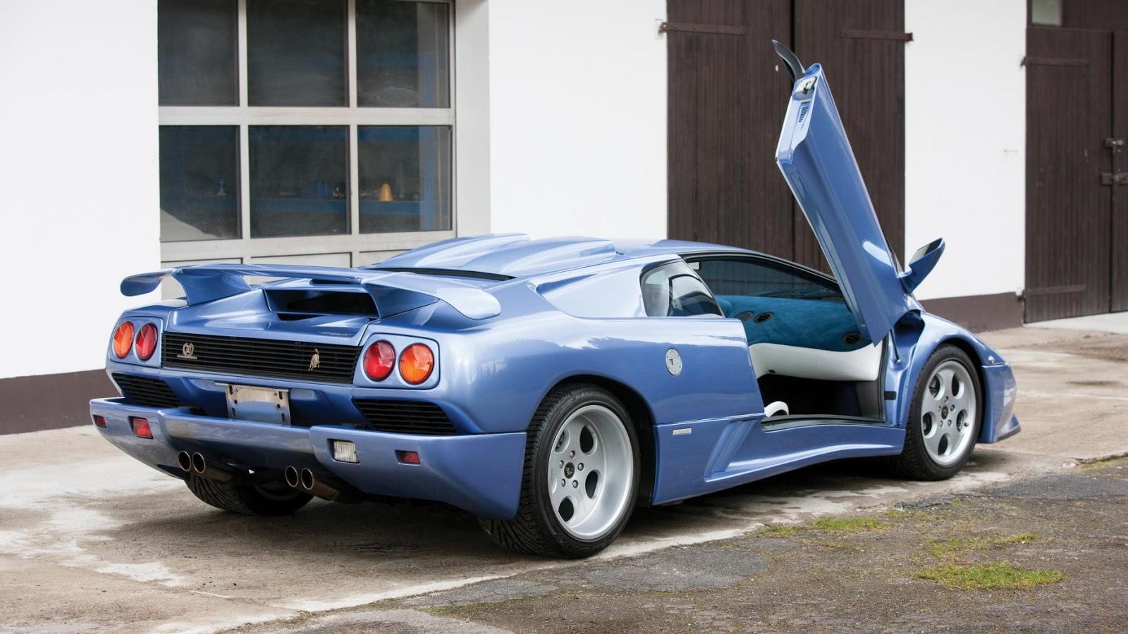 1995 Lamborghini Diablo SE30 Jota - £ 530k