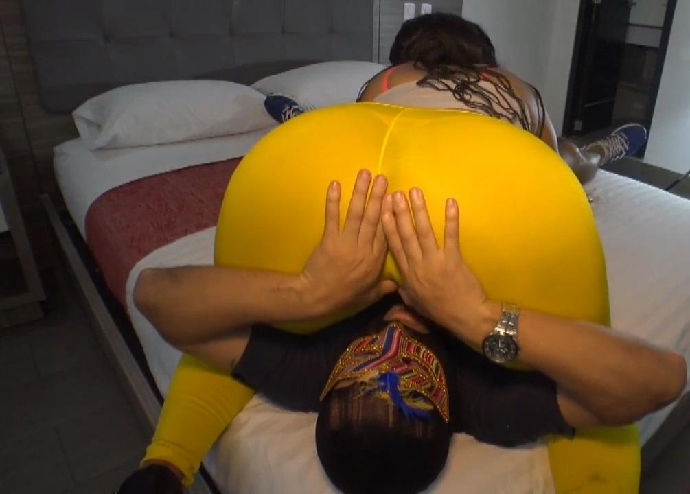 Big yellow ass