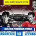 Timnas U-19 Indonesia vs Jepang U-19  : Buktikan Semangat Juang Timnas U19 Indonesia