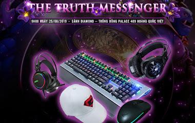 Hàng loạt phần quà hấp dẫn đang chờ đợi game thủ tại PUBSTOMP TI9 - THE TRUTH MESSENGER
