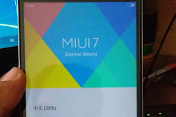 Cara Flash Xiaomi Redmi Note 2 Bootloop Tested