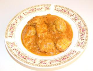 Retete mancare porc in sos curry,