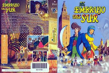 Carátula dvd: El embrujo del sur (2003)
