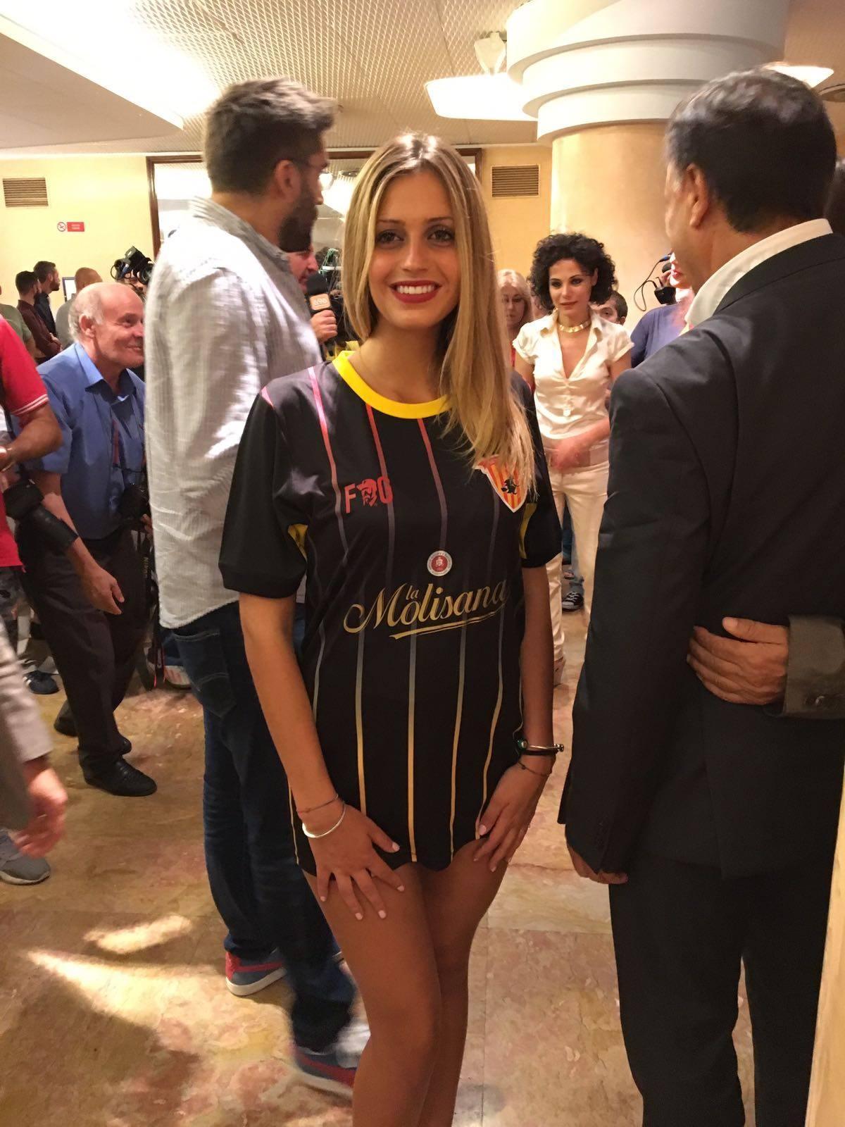Benevento Calcio 17-18 Serie A Home, Away & Third Kits