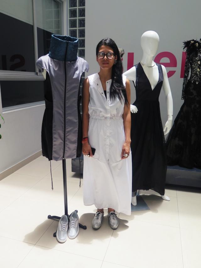 Norka Peralta Claudia Jiménez Den Távara LIF WEEK 2017