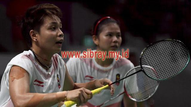 Sempat Debat dengan Wasit, Greysia/Apriyani Lolos Semifinal