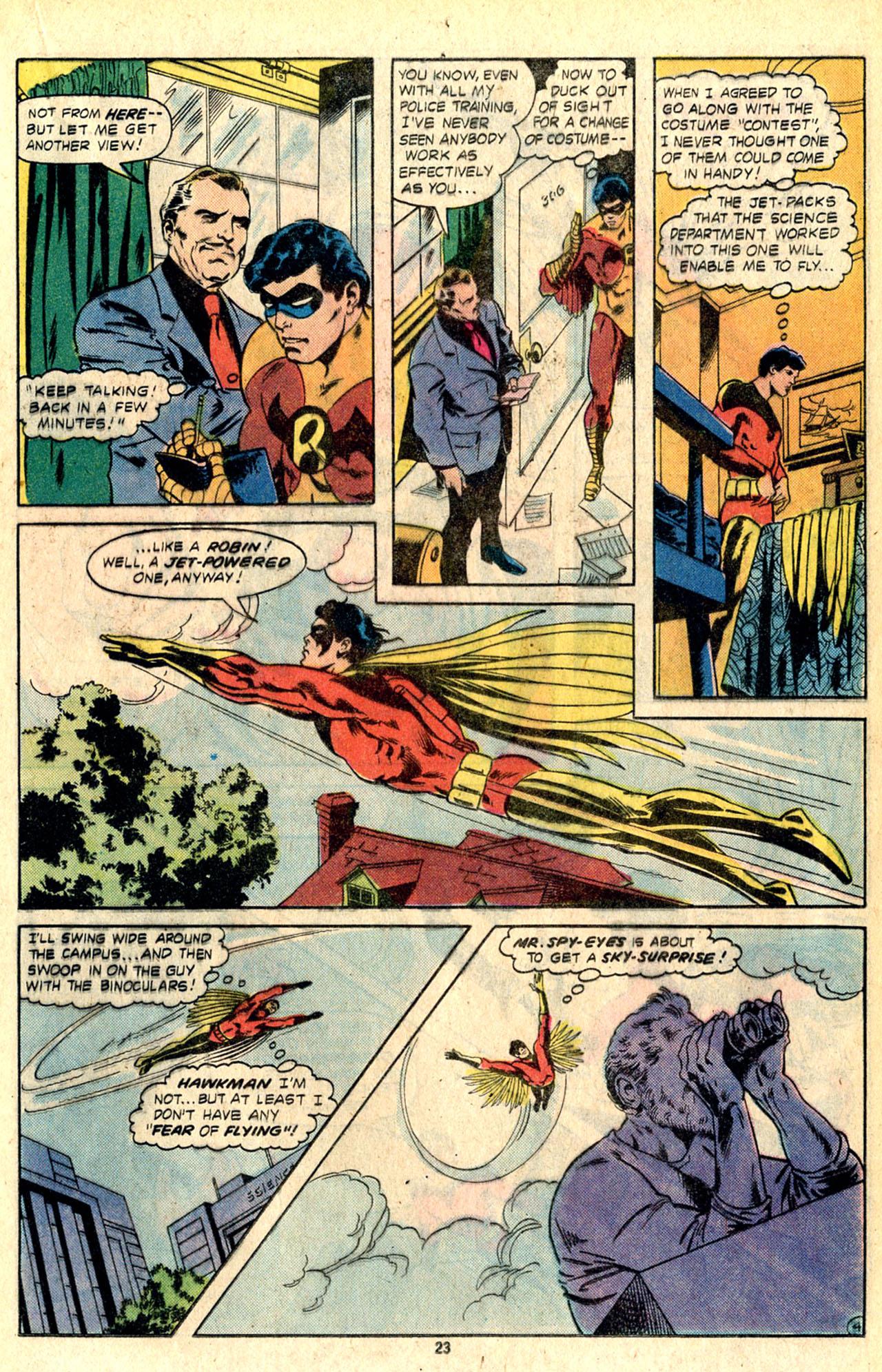 Detective Comics (1937) 481 Page 22