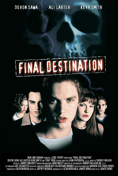 Poster of Final Destination 2000 Dual Audio 720p Hindi BluRay With ESubs Download