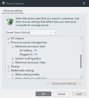 4 Cara Mengubah Dan Mengatur Power Plan Di Windows 10