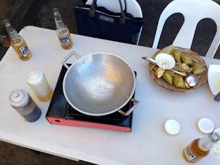 Patrick Tubajon, Christopher Panadero , Gudrun Restaurant, Kalami Cebu Food Trip, Nezte Virtudazo, Carlo Andrew Olano, Cebu Food Trip,