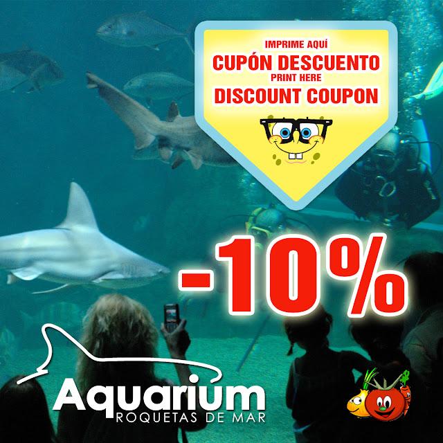Cupón descuento / Discount coupon